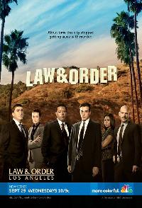 Law And Order Los Angeles